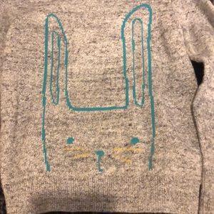 GAP Shirts & Tops - Gap Toddler Boy Bunny Sweater